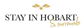 Stay in Hobart Logo